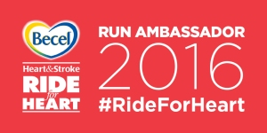ride for heart run