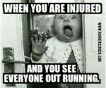 injury run