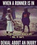 run injury denial